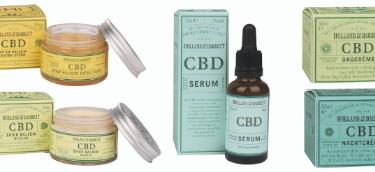 Persberichten #2 | CBD beautyproducten