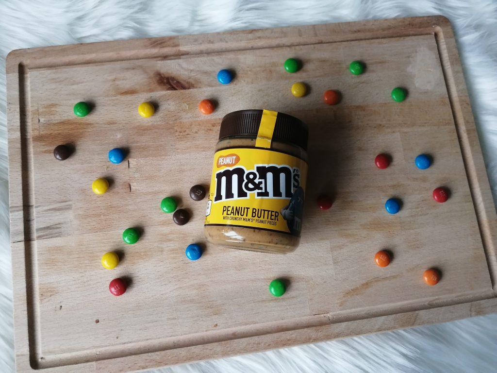 M&M pindakaas