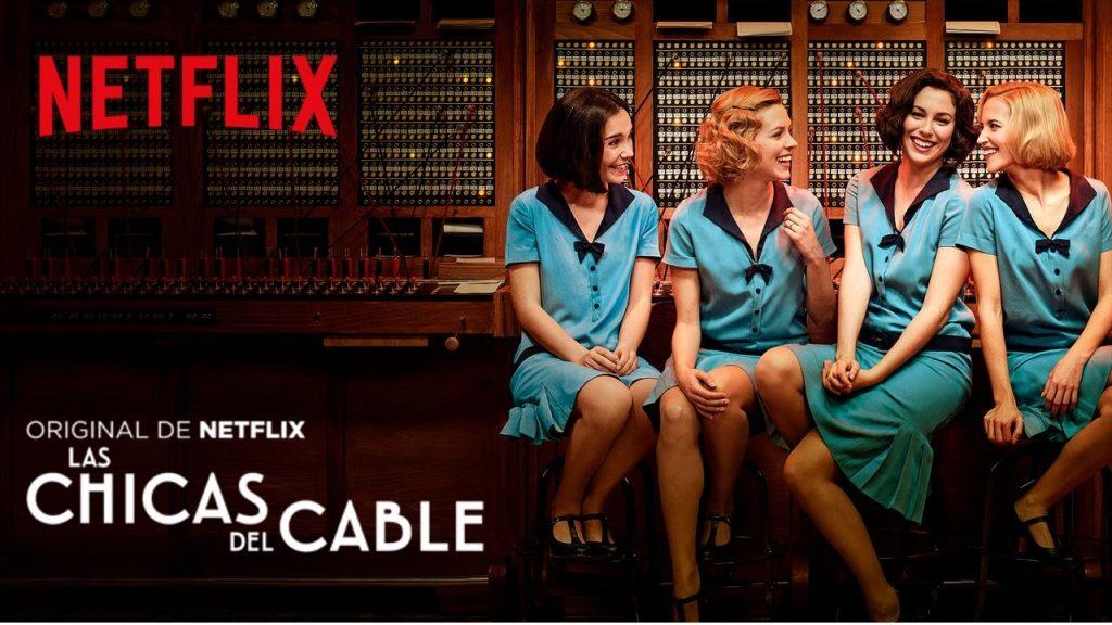 la chicas del cable