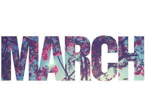 terugblik op maart