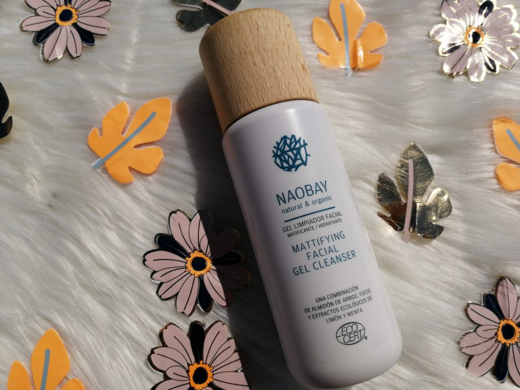 Naobay Mattifying  Gel Cleanser