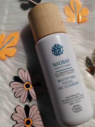Review | Naobay Mattifying Gel Cleanser