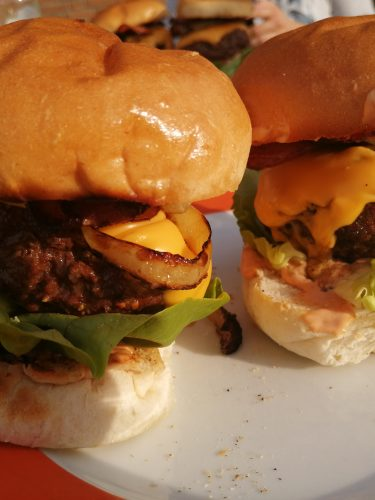 Food Diary #2 Gordon Ramsey burgers