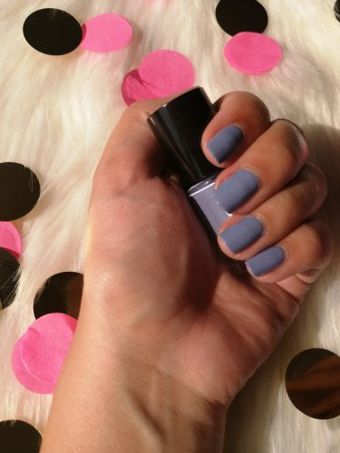 NOTD | OnColour – Candy Lavender