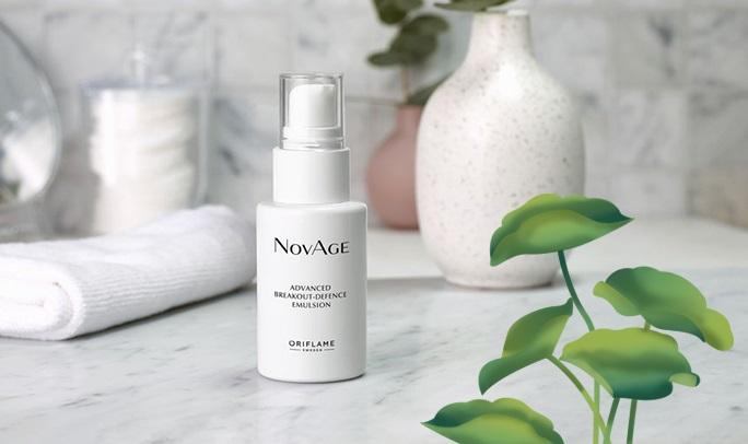 NovAge Advanced Breakout Defense Emulsion