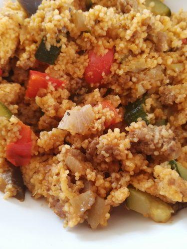 Food Diary #3 Marokkaanse couscous