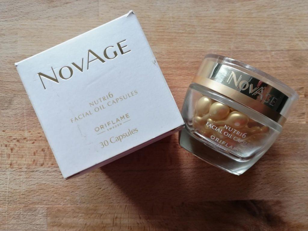 Novage Nutri6 Facial Oil